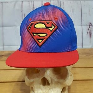 Under armour youth small medium superman hat