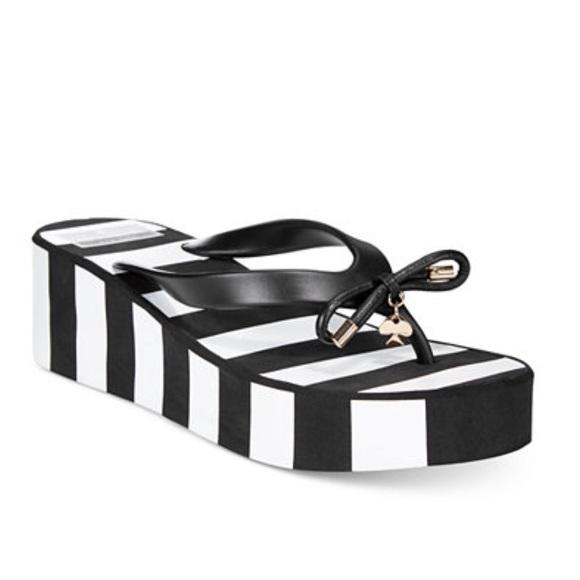 87a3efc7a251 kate spade new york rhett striped wedge sandal