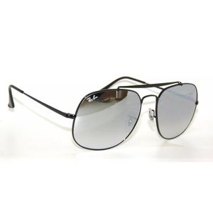 Ray-ban 3561 Black and Brown Sunglasses