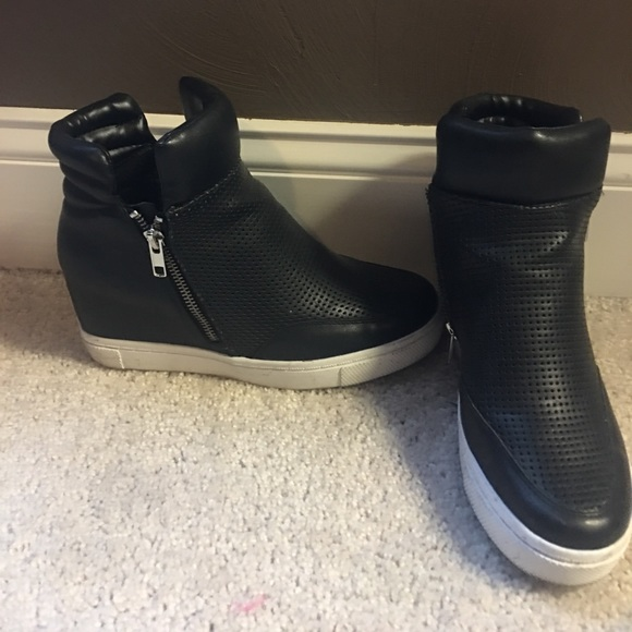 Shoes | Brash Wedge Sneakers | Poshmark