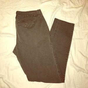 JAG Jeans Skinny Olive Pants