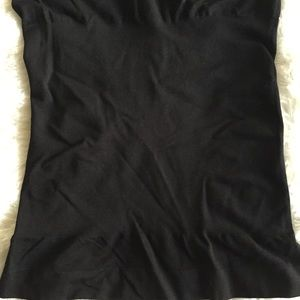 09adacf8fc Dress Barn Intimates   Sleepwear - Black Shaping Shapewear Smoothing Cami  Tank Top