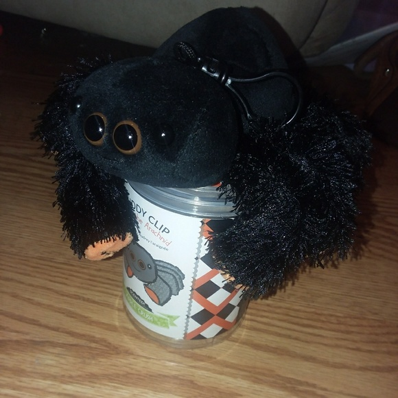 Other Audrey The Spider Buddy Clip Scentsy Poshmark
