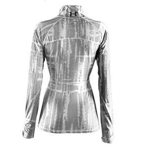Under Armour Women'1/4 Zip Mock Turtleneck Shirt
