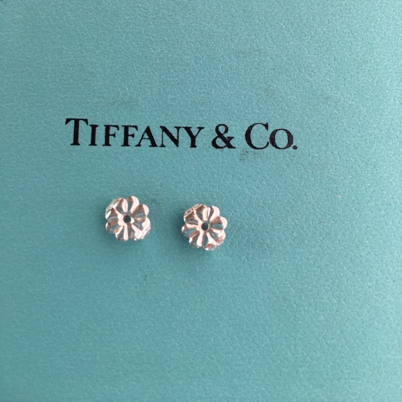 2335e0200 Tiffany & Co. Sterling Silver Earring Back Backing.  M_59f338a5522b4540ee00dcd2