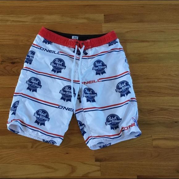 f93b61be6e O'Neill Swim | Mens Oneill Board Shorts Limited Edition Pbr | Poshmark