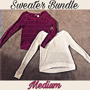 """Frosted"" Sweater Bundle"