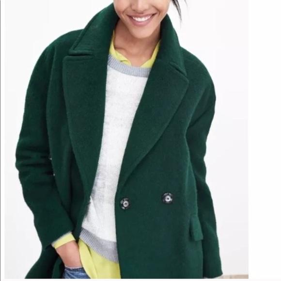 Banana Republic Jackets & Blazers - Gorgeous New Banana Republic wool cocoon coat