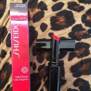 Shiseido Veiled Rouge in RD506