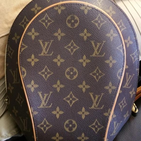 86bfaf8f2acb Louis Vuitton Handbags -   Sale Auth. Louis Vuitton Ellipse Backpack