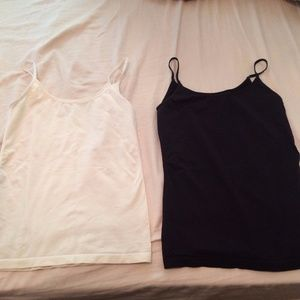 JcPenny Worthington seamless camisole tops sm/med