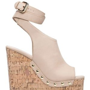 Shoedazzle wedge
