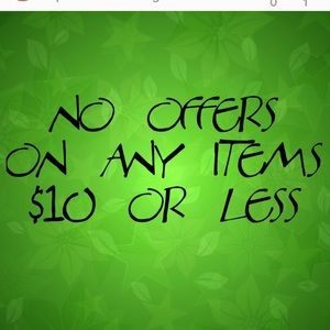 Other - OFFERS!