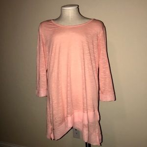 Tops - Like New! Cora Shirt Tunic with Bow in Back Sz S