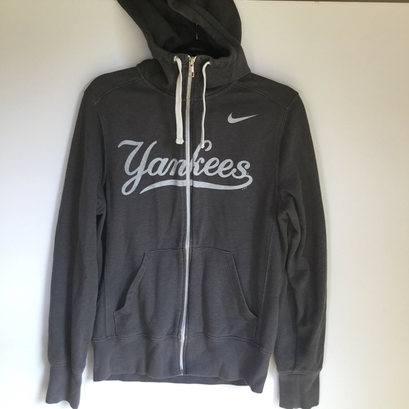 watch 28737 ef570 Men's Small, Nike, New York Yankees Hoodie