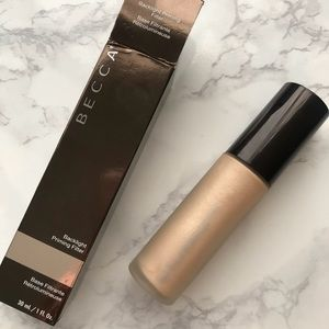 Becca Backlight Priming Filter NEW IN BOX AUTH