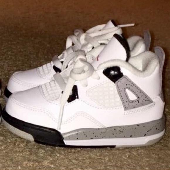 Jordan Shoes | Jordan Retro 4 Toddler