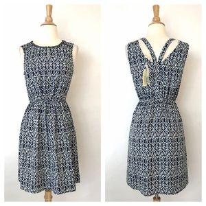 {Stitch•Fix} Skies are Blue Zala Dress Ikat Mini