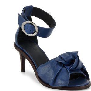 Tibi Desmond Leather Sandals 2017 Resort