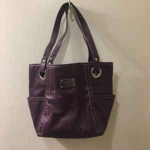 Purple Relic Collection Tote