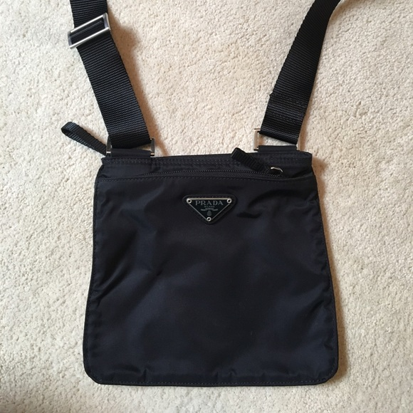 Prada Nylon Crossbody Small