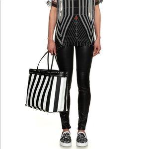 Givenchy Bags - XL Givenchy Black White Striped Antigona Tote Bag 95fe1cad448ca