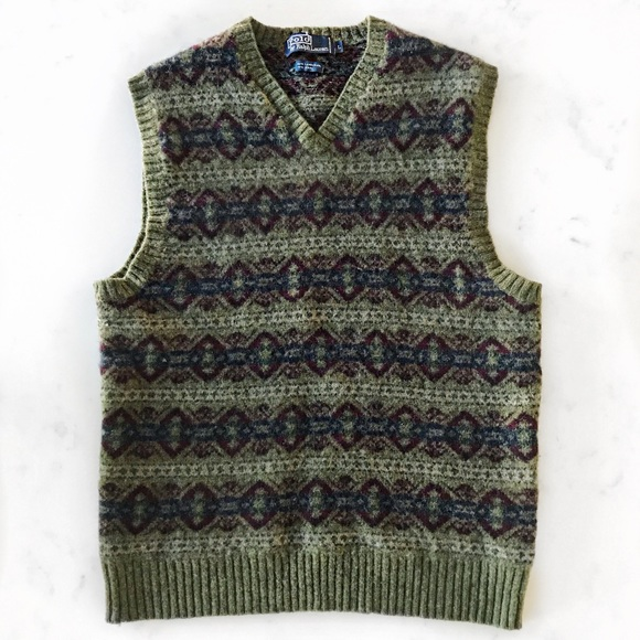 6669d1107 ... Fair Isle Vest. M 59f38bfb56b2d6bd5202248c. Other Sweaters you may  like. Polo Ralph Lauren ...