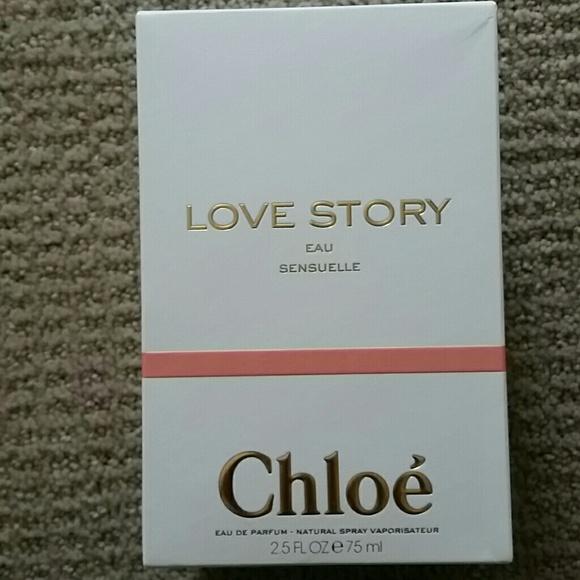 Chloe Makeup Love Story Eau De Parfum 25 Fl Oz Poshmark