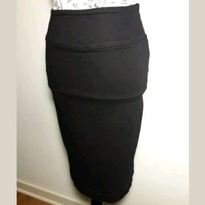 🦋 Citizens of Humanity Black Pencil Skirt