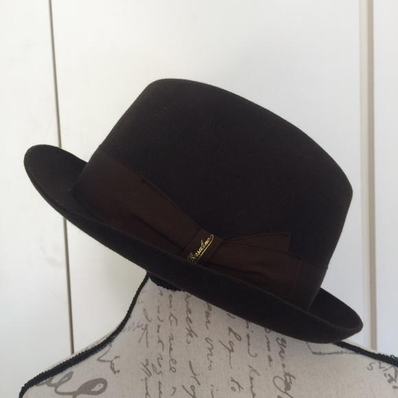 80b41378d20 Borsalino Accessories - Borsalino vintage fedora