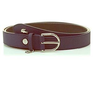 Lacoste Accessories - Lacoste Women's Belt