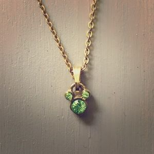 Jewelry - 💚Disney Mickey Mouse necklace!! 💚☺️