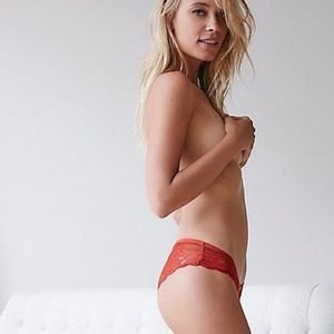 NWOT Free People Lace Panty