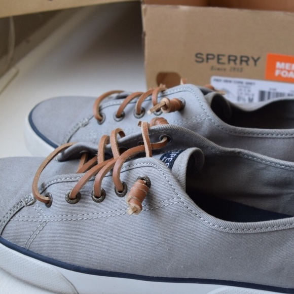 Sperry Shoes | Pier View Core Gray Size