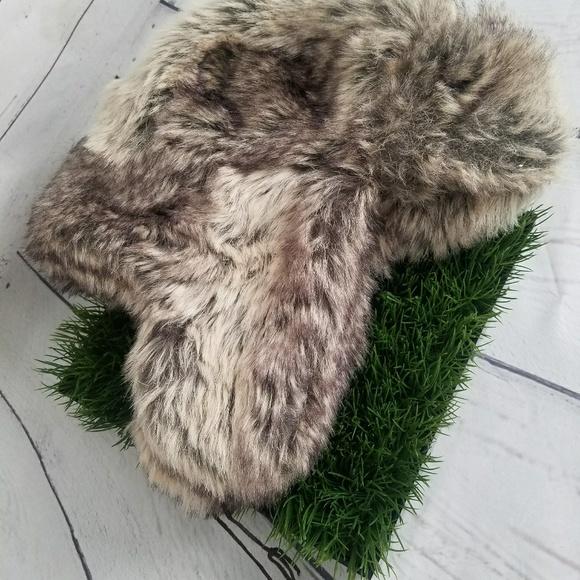 c1dbb3f091d Cejon Accessories - Cejon Faux Fur Trapper Hat