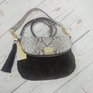 NWT Michael Kors Bedford Handbag