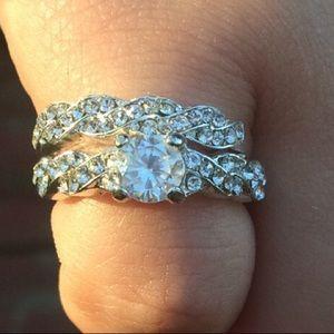 Jewelry - SOLD NWOT Wedding Set
