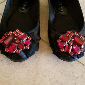 WHBM Jamie Ballet Shoe