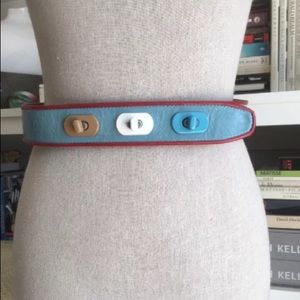 Cynthia Rowley Medium Leather Belt