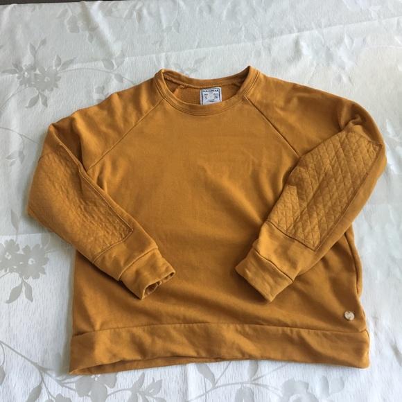 Pullover Yellow Pull Sweatshirt Poshmark Bear Sweaters amp;bear Pull qIwxXrOw