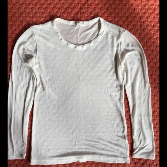 Hocosa Pajamas Kids Long Sleeve Silk Base Layer Top Poshmark