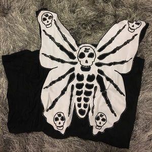 🎉3/$15 - Moth Skull Tank