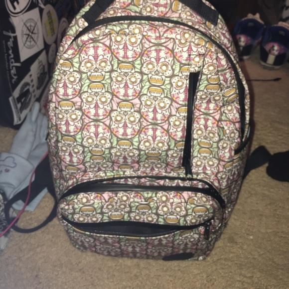 acecc222220 Converse Bags | Sugar Skull Backpack | Poshmark
