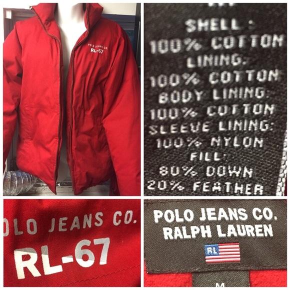 Lauren Down Ralph Polo Goose Jacket vnNm0w8