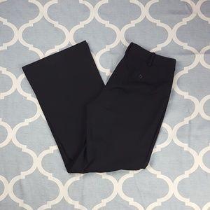 Ann Taylor LOFT Julie Dress Pants Black 6