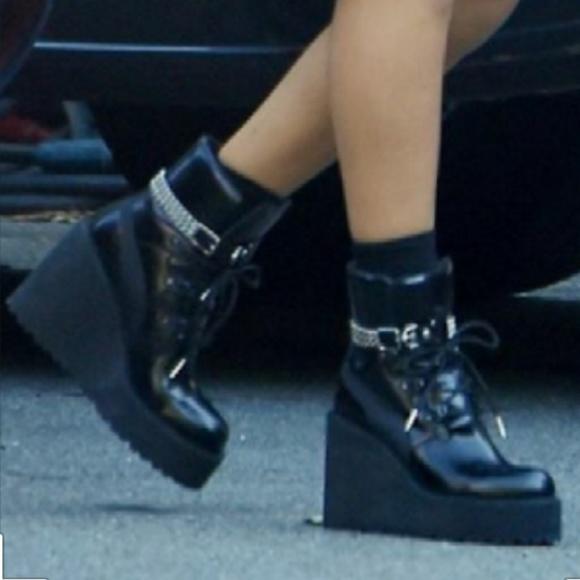 e6e07a804d5 Puma NWB Fenty by Rihanna SB Wedge Boots