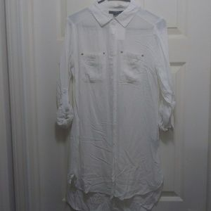 Tops - New Long Button Down