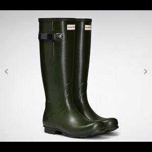 Hunter – Norris Field Adjustable Waterproof Boot