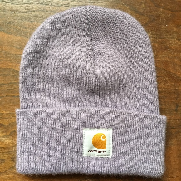 Carhartt Accessories - Carhartt Light Purple Hat Like New 0c7a87f8768