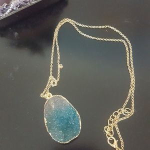 Jewelry - STONE NECKLACE! NEW!